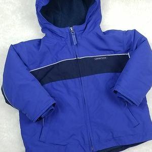 Lands' End Fleece lined Jacket